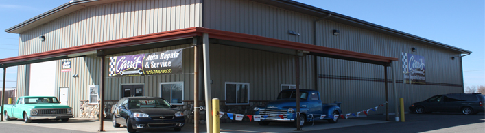 Carr S Finishing Touch Expert Auto Repair Howell Mi 48843